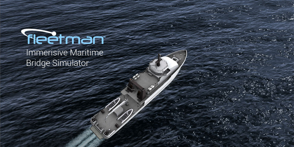 Fleetman: Immersive Maritime Bridge Simulator